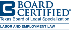 TBLS Board Certification Logo - Labor & Employment Law - SMALL