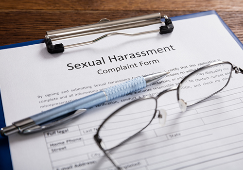 Sexual harassment title vii damages